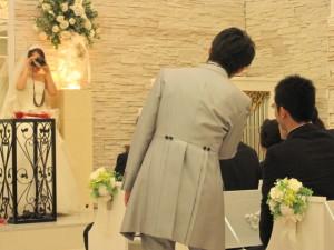 結婚式!!