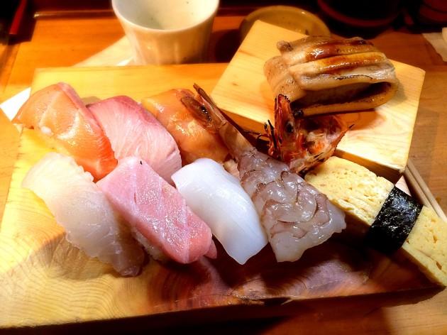 姫路のお寿司