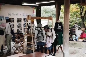 長野市茶臼山動物園 秋祭りに出店しました