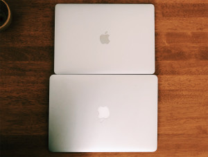MacBook Airを新調